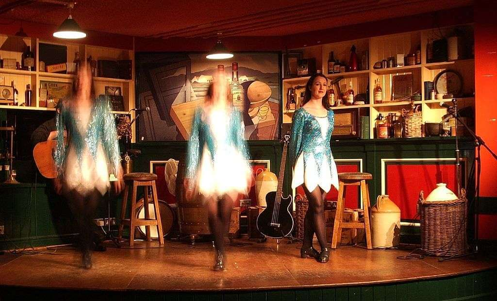 Line and Ceili Dancing Classes