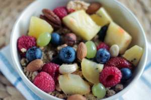 Diet and nutrition – why breakfast matters