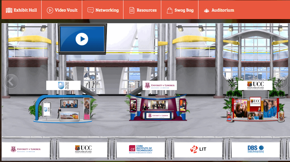 Which Course Virtual Week takes place 5-10 September