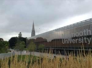Talk on Local Studies & Community Studies night time degrees at NUIM
