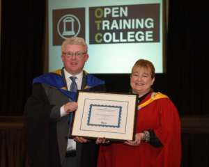 Ireland's Open Training College Wins International E-Learning Award