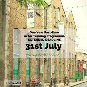 Deadline looming for the GSA's one-year part-time courses