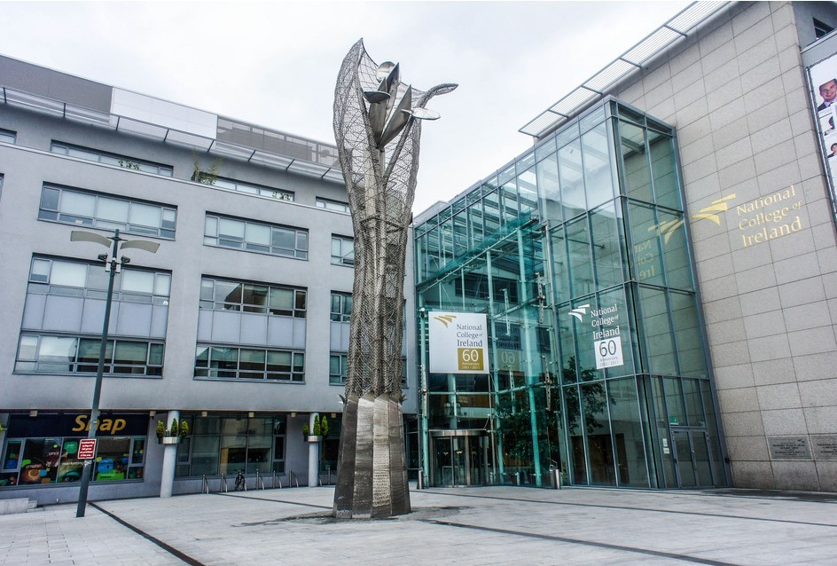 Springboard+ courses at the National College of Ireland