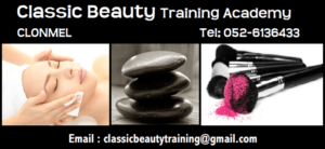 Clonmel's Classic Beauty Training Academy joins Nightcourses.com