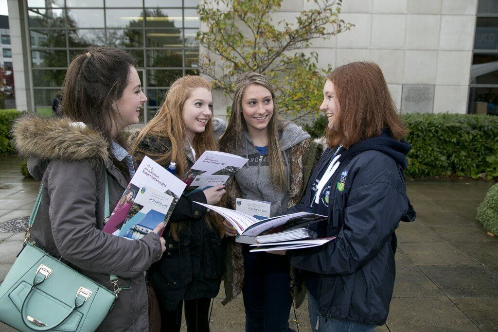 UCD Open Day