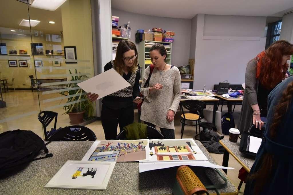The Artists' Way – In Conversation with Adrienne Geoghegan