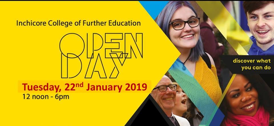 ICFE Open Day 2019