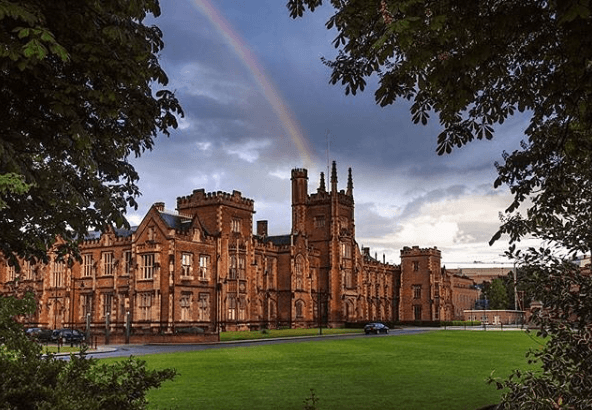 Talk on Theology and Science at Queen's University Belfast