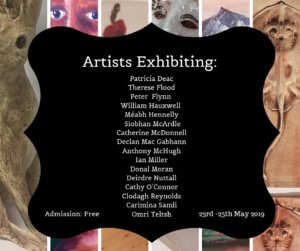Exhibition of Works by the Liberties Art Collective