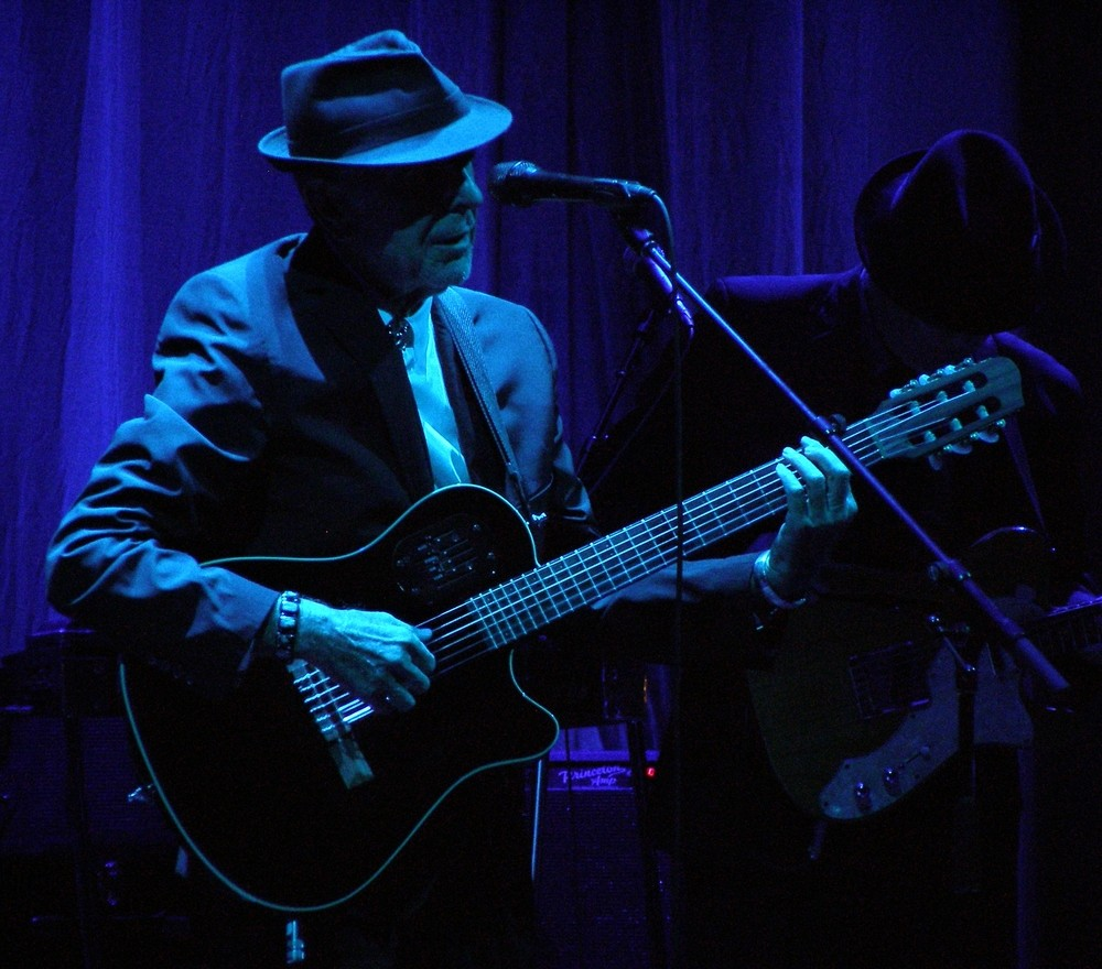 Remembering Leonard Cohen at Maynooth University