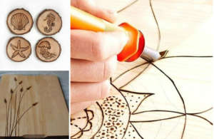 Pyrography Courses with Pobalscoil Neasáin Adult Education