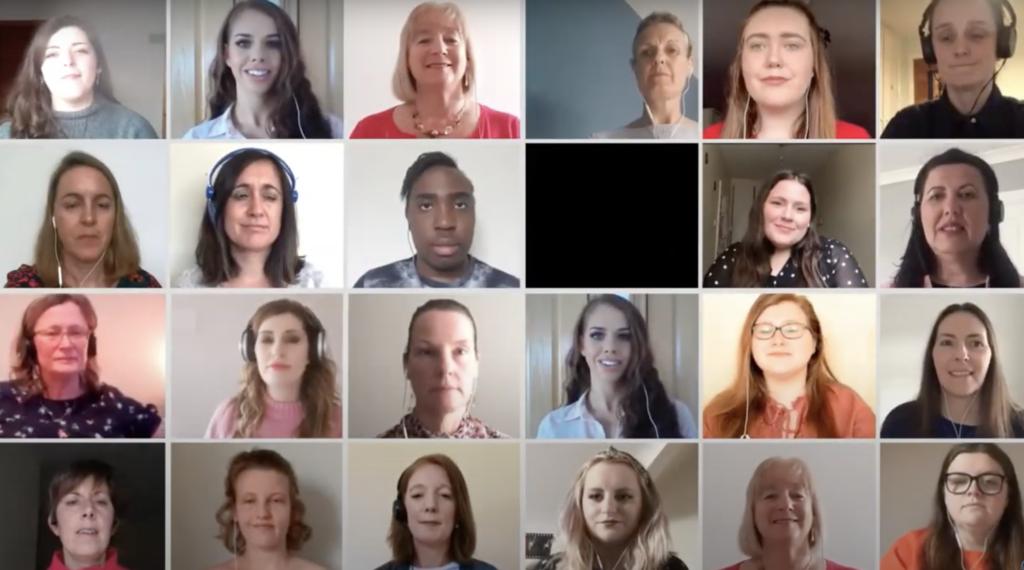 GMIT's Virtual Choir
