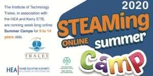 STEAMing Online Summer Camp 2020