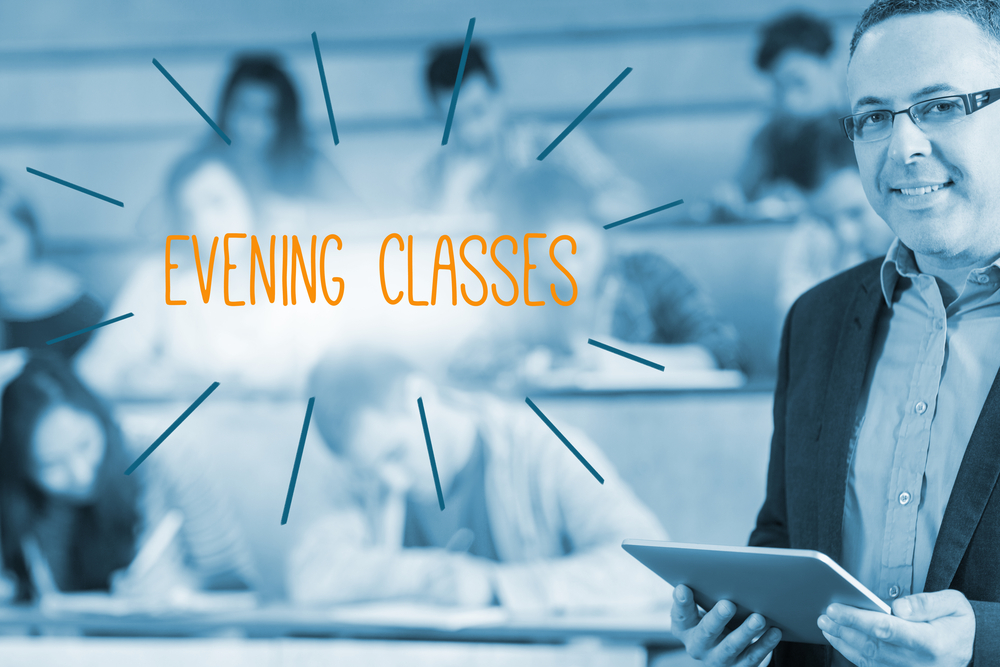 Evening Classes at Dun Laoghaire Further Education Institute