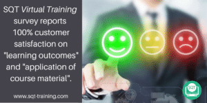 SQT Training goes Virtual