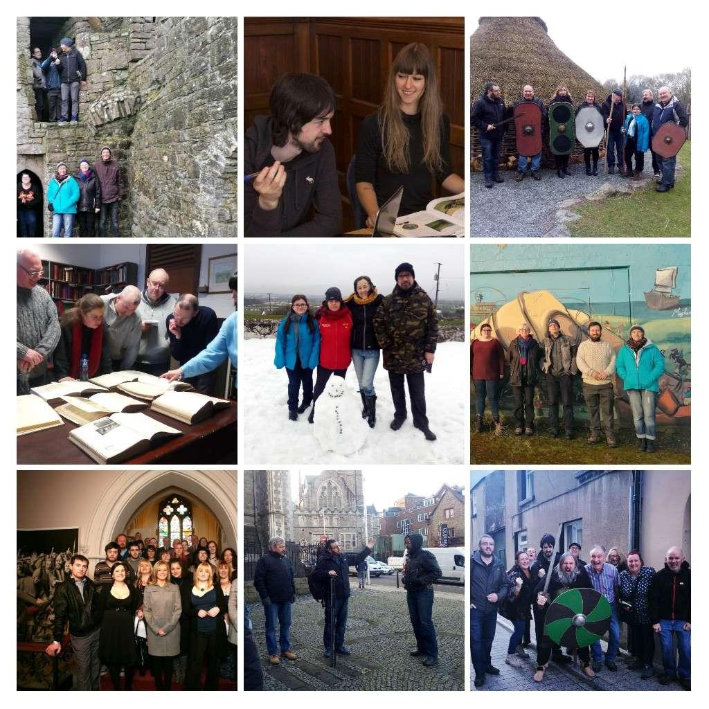 Dublinia Cultural and Heritage Studies QQI 5