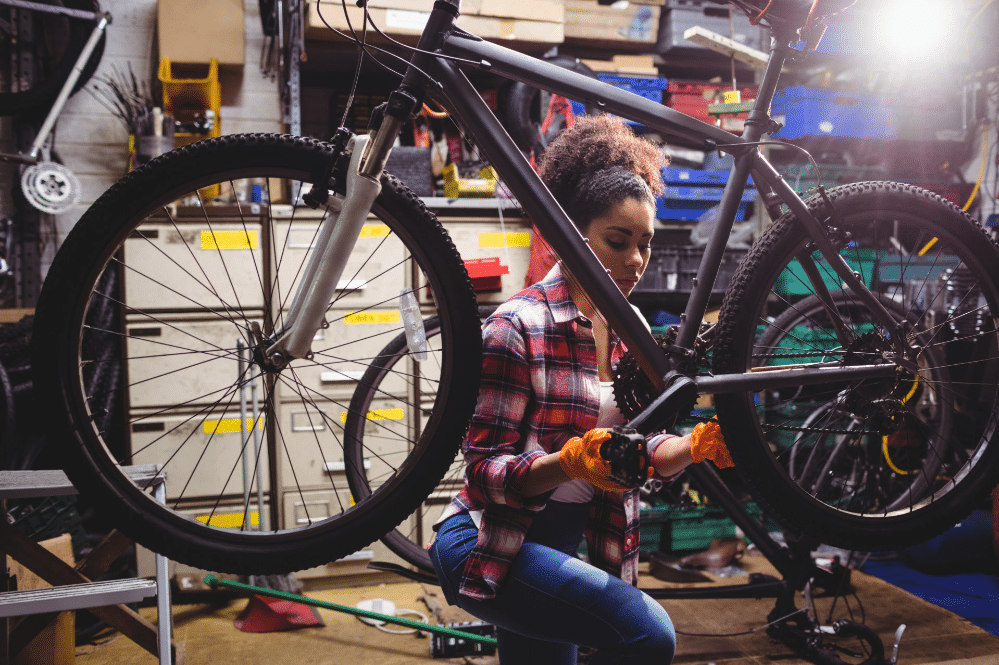Become a Bicycle Repair Pro