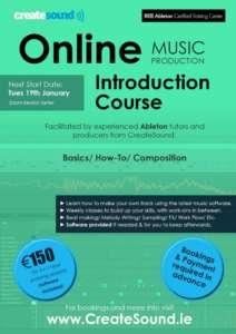 Online Music Production Course