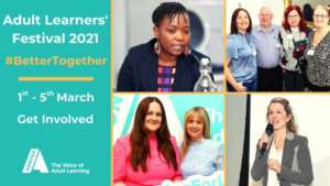 Adult Learners' Festival 2021 #BetterTogether