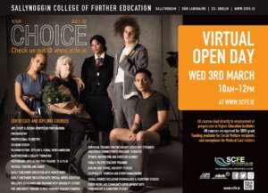 Advanced Performing Arts at SCFE – Sallynoggin College
